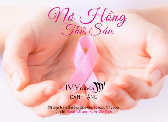 Đồng Hành Chiến Dịch Live Pink! – Vì cuộc sống màu hồng!