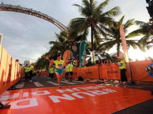 Hành trình khám phá môn chạy bộ của bộ đôi – Ái Nghĩa và UTV