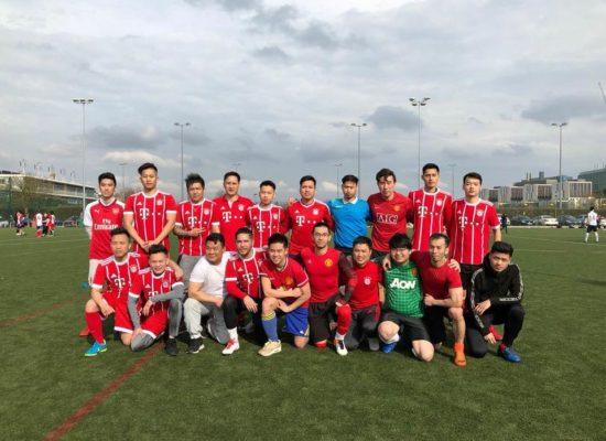 Người Việt tại Anh sẵn sàng khoác áo hồng BCNV tham gia thi đấu Giải bóng đá cup Người Việt tại UK, Birmingham