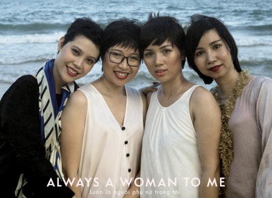 """""""Hồng"""" cùng với """"Lam"""": phụ nữ, dù thế nào cũng cần tự yêu thương và yêu thương"""