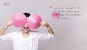 Người nổi tiếng truyền thông điệp bằng ảnh về ung thư vú
