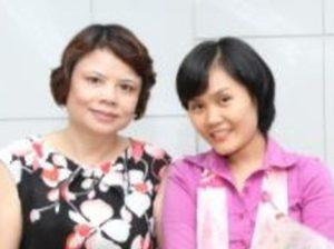 Chiến thắng ung thư vú bằng tình yêu của gia đình