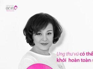 """NSND Hoàng Cúc: Lên """"lịch"""" để chiến thắng ung thư"""