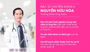 Chào mừng Bs. Nguyễn Hữu Hòa trở thành Cố vấn chuyên môn