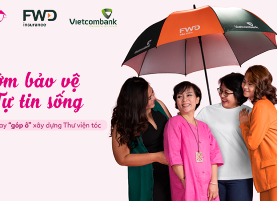 "EARLY PROTECT, LIVE CONFIDENTLY – ""DONATE UMBRELLA"" TO BUILD WIG LIBRARIES WITH BCNV"